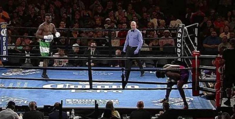 Бокс тарихындағы ең жылдам жеңіс тіркелді