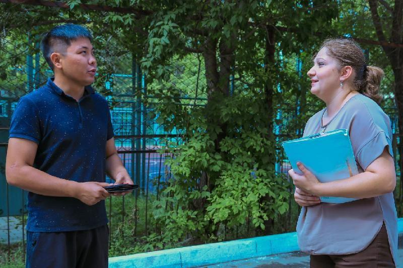 Астана тұрғынына тойы күні полиция ерекше тосын сый жасады