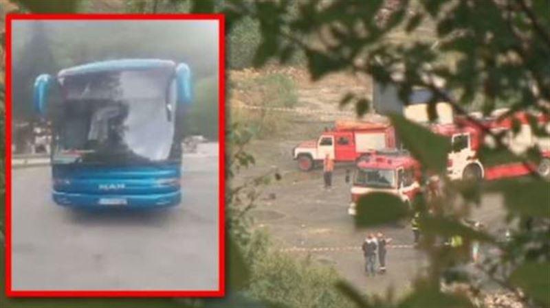 Туристер мінген автобус апатқа ұшырап, 16 адам қаза тапты