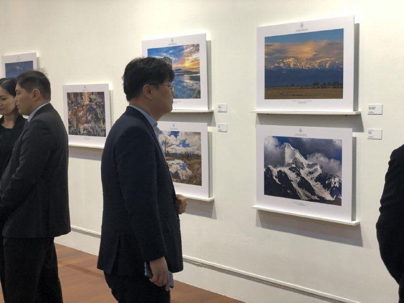 Экспозиция «Астана – жемчужина Великой степи» прошла в Южной Корее