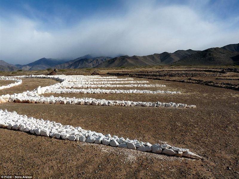 ВИДЕО: Швейцариялық азамат өзге ғаламторлықтарға арнап шөл далада қону алаңын салып қойды