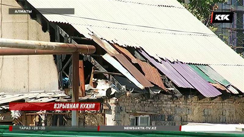 «Мне ужасно страшно»: соседи «взрывоопасного» кафе в Алматы требуют его закрытия