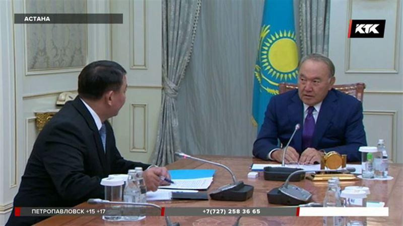 Назарбаев раздал поручения разведчикам