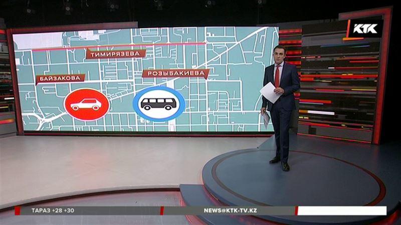 Алматинских автомобилистов предупредили о запретах и новшествах