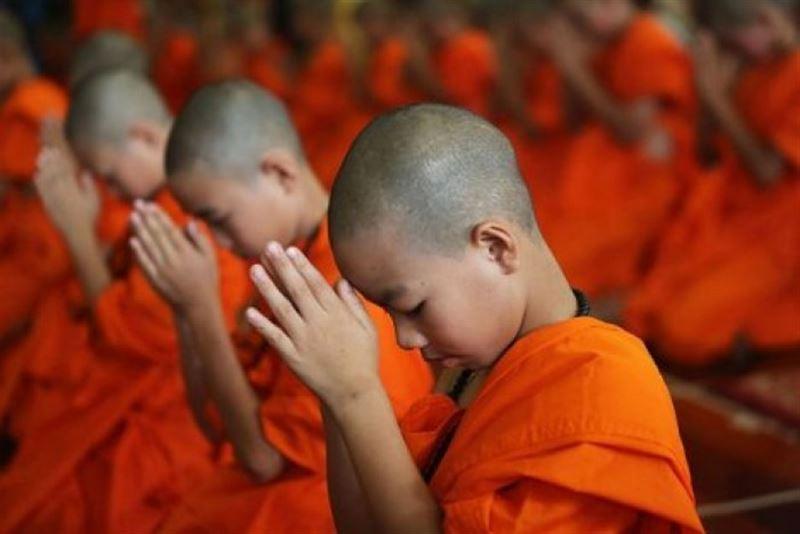 Монах насмерть забил ребенка за сорванную молитву