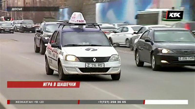 Чиновники Астаны будут добираться до акимата только на такси