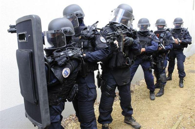 В Костанае проходят антитеррористические учения