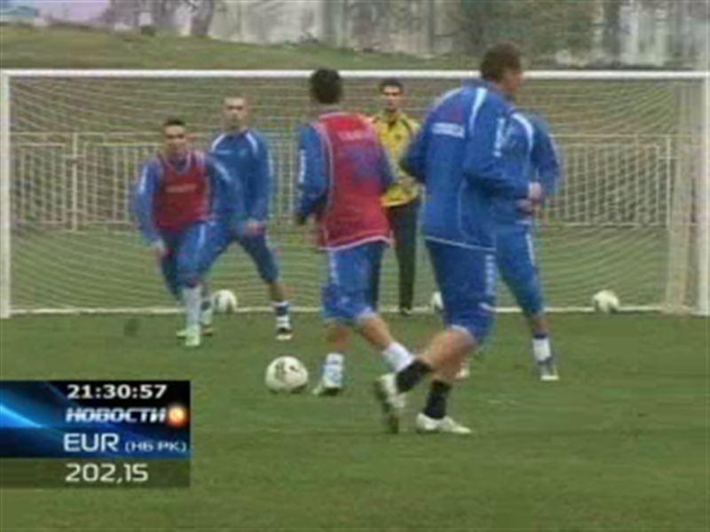 Один из основных матчей за путевки на Евро-2012 вы сможете увидеть на КТК