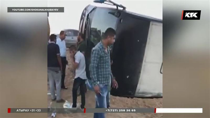 Казахстанцы, попавшие в крупное ДТП в Египте, рассказали детали