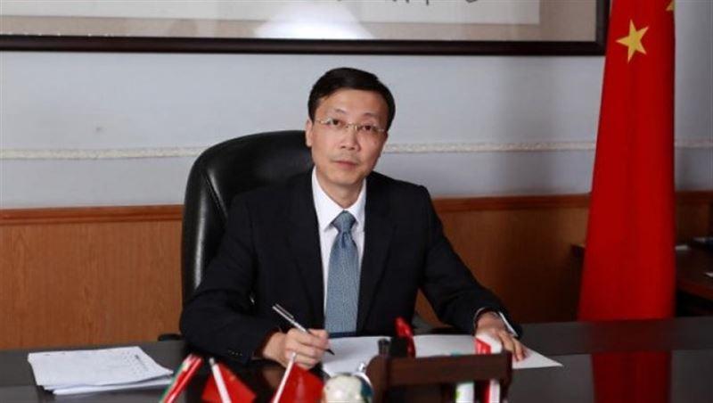 Чжан Сяо стал новым Послом Китая в Казахстане