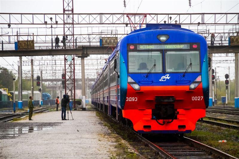 Павлодар-Астана пойызында жолаушы қайтыс болды