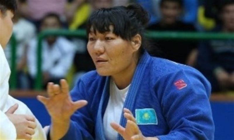 Гульжан Исанова стала обладателем «бронзы» на Азиаде-2018 в дзюдо