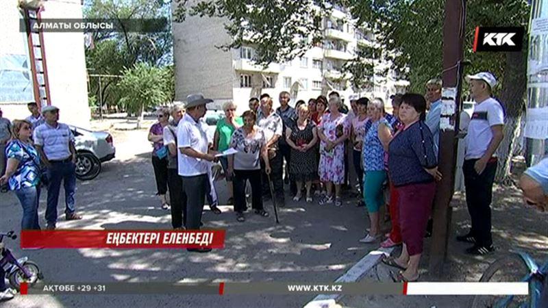 Алматы облысында қазақ әскерін құруға атсалысқан офицерлер Қорғаныс министрінен көмек сұрады