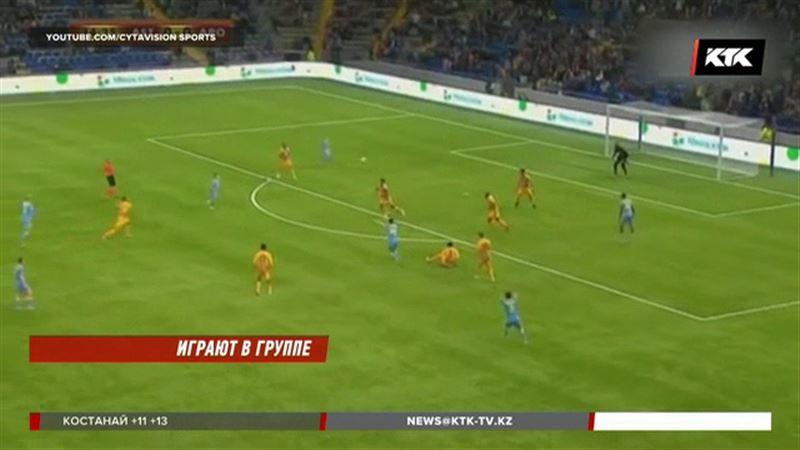 «Астана» в групповом этапе Лиги Европы – соперники уже известны