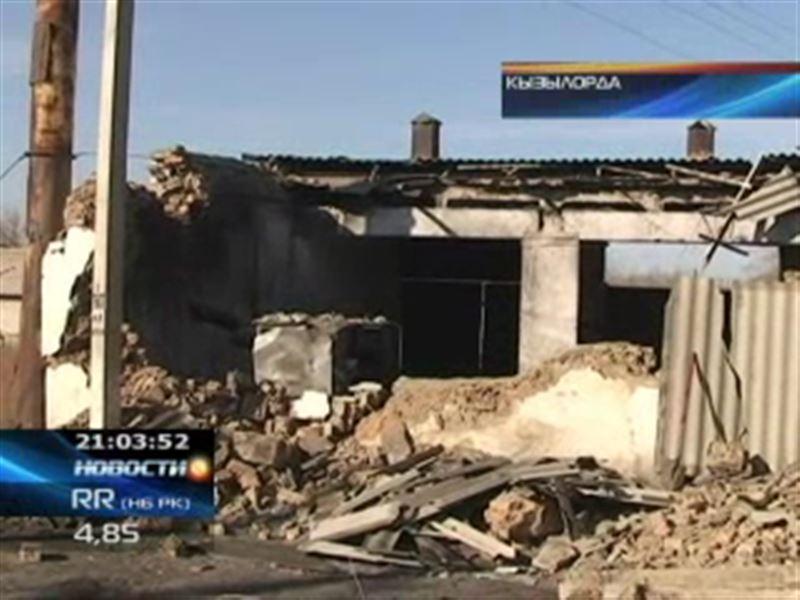 В Кызылординской области произошел взрыв в котельной