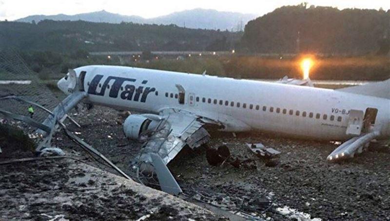 Сотрудник аэропорта Сочи умер от сердечного приступа, помогая эвакуировать пассажиров горящего «Боинга»