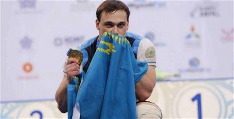 Илья Ильин ел чемпионатында топ жарды