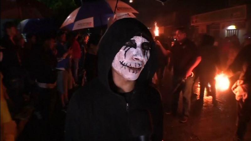 ВИДЕО: Сальвадор маңында адамдар жын-шайтандармен шайқасты