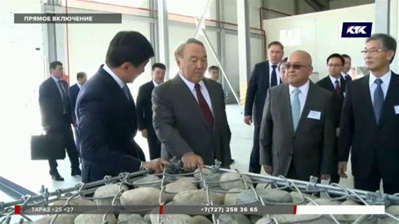 Президенту показали, как изменился Алматы после повсеместного ремонта
