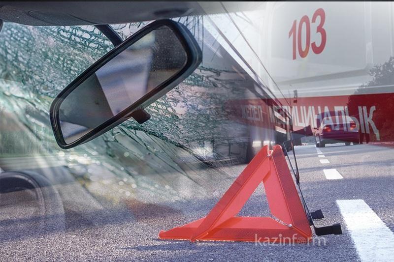 Астанада жол апатынан полиция қызметкері көз жұмды