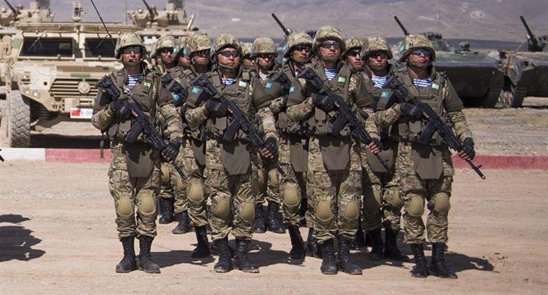 Казахстанская армия получит белорусскую военную технику