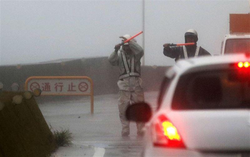 11 человек погибли из-за тайфуна «Джеби» в Японии