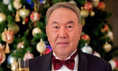 Поздравление назарбаева с новым годом онлайн