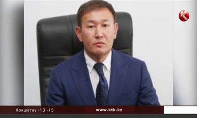 Схвачен глава управления физической культуры испорта ЗКО