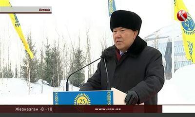 Казахстан отмечает 25-летие Независимости