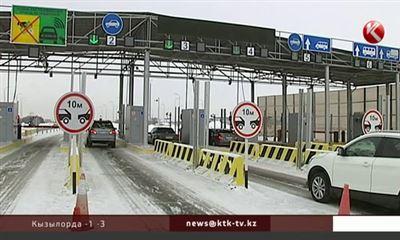 ВКазахстане платными станут 700км автомобильных дорог