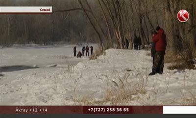 Cотрудники экстренных служб Семея сутки ищут тело утонувшего 10-летнего ребенка