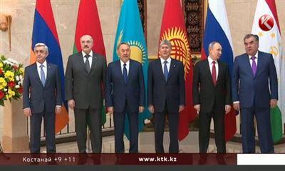 Совещание Высшего Евразийского финансового совета проходит вБишкеке