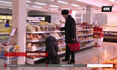 Американские продукты сГМО изымают сказахстанских прилавков