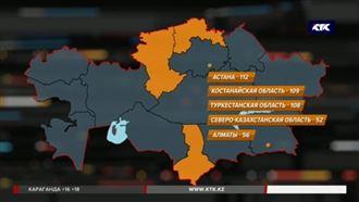 Антирейтинг по коррупции возглавила Астана
