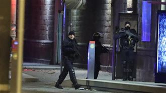 Жұртқа оқ атқан күдіктіні полиция атып өлтірді