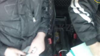 Қостанай облысында полицей парадан бас тартты