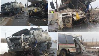 Ақтөбе облысында жол апатынан 3 адам қаза тапты