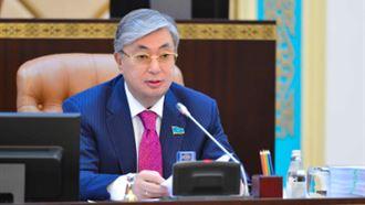 Тоқаев Тәжікстан және Армения президенттерімен сөйлесті