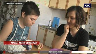 Павлодар облысында ауруханаға түскен оқушының үстіне кереует құлады