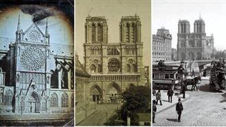 Нотр-Дам де Пари: Тағдырына 5 рет қатер төнген собор