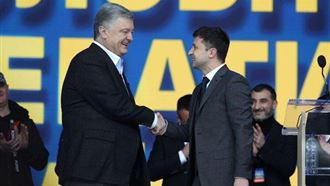 Украинада президент сайлауының екінші туры басталды