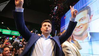 ҚР Президенті Владимир Зеленскийді сайлаудағы жеңісімен құттықтады