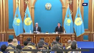 Президент Токаев объявил мораторий на создание госкомпаний