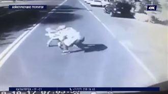 Қызылорда: Жолға жүгіріп шыққан ұлын құтқарамын деп әкесі жан тапсырды