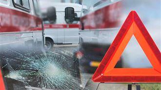 Ақсайда жол апатынан екі адам мерт болды