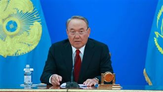 Нұрсұлтан Назарбаев БАӘ президентіне көңіл айтты