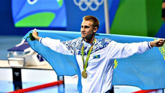 Дмитрий Баландин АҚШ-тағы олимпиададан алтын алды