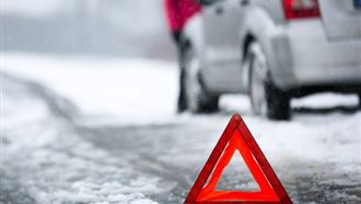 Шесть автомобилей столкнулись в Алматинской области