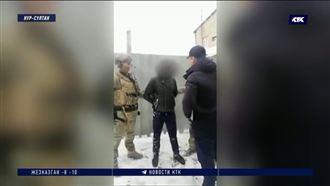 В столице задержаны члены транснациональной ОПГ