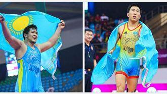 Қазақстандық қос балуан әлем чемпионатында алтын иеленді
